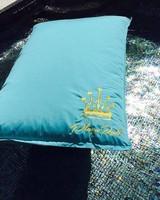 Chillisy® * Premium Pool Cushion * Maxi - Customized