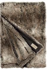 Winter Home Winter Home Fellimitat Bettläufer Yukonwolf ca. 70x260 cm