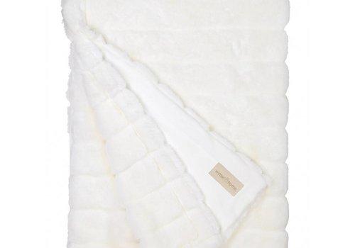Winter Home Winter Home Decke Fellimitat Ferret 140x200 cm