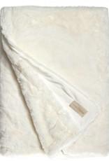 Winter Home Winter Home Decke Fellimitat Seal Snow-White 140x200 cm