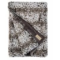 Winter Home Decke Fellimitat Serval 140x200 cm