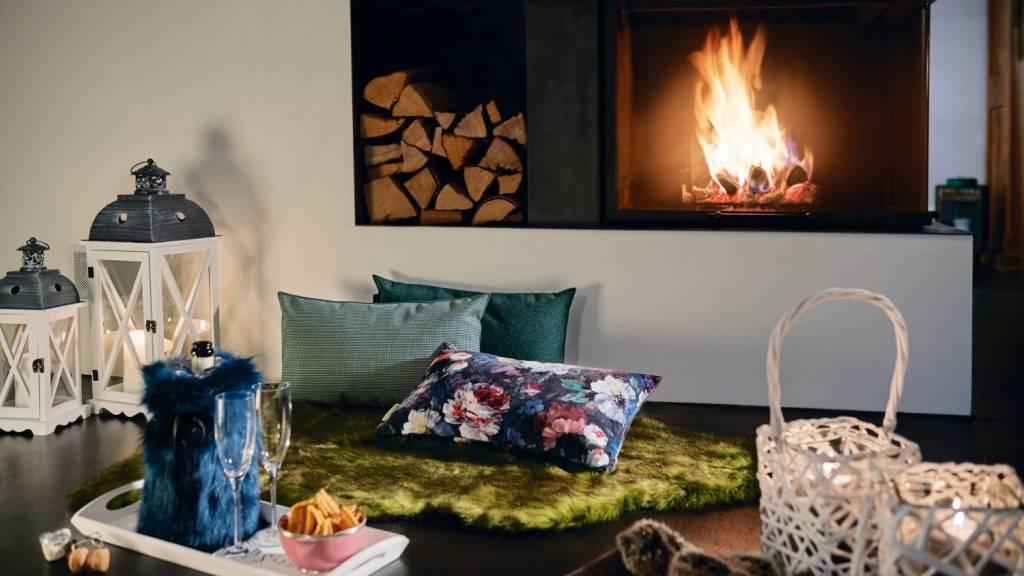Winter Home Winter Home Fellimitat Schaffell Greenwolf 70x115 cm