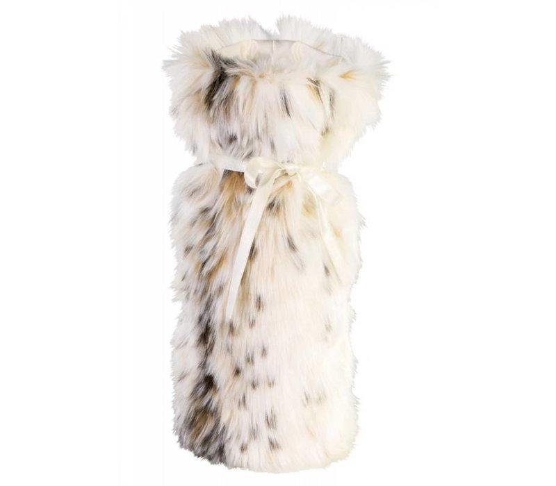Weihnachtsset Lynx - 11 teilig  - Fellimitat Winter Home