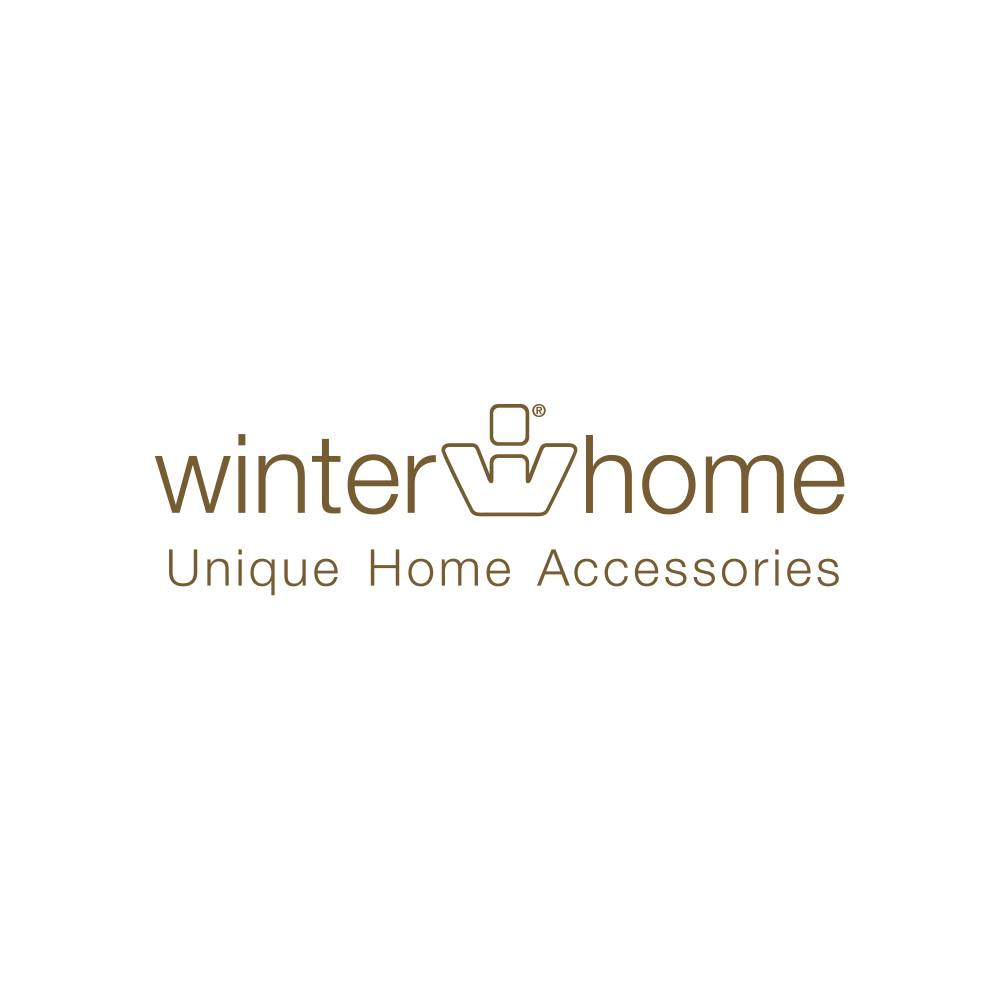 Winter Home Plaid Kyra - ice 150 x 200 cm