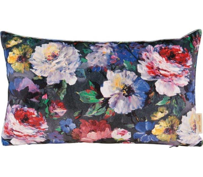 Flower  Kissen im 2er Set, 50 x 30 cm