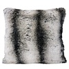 Winter Home Marmota Full Fur  Kissen im 2er Set, 60 x 60 cm