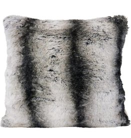 Winter Home Marmota Full Fur  Kissen im 2er Set