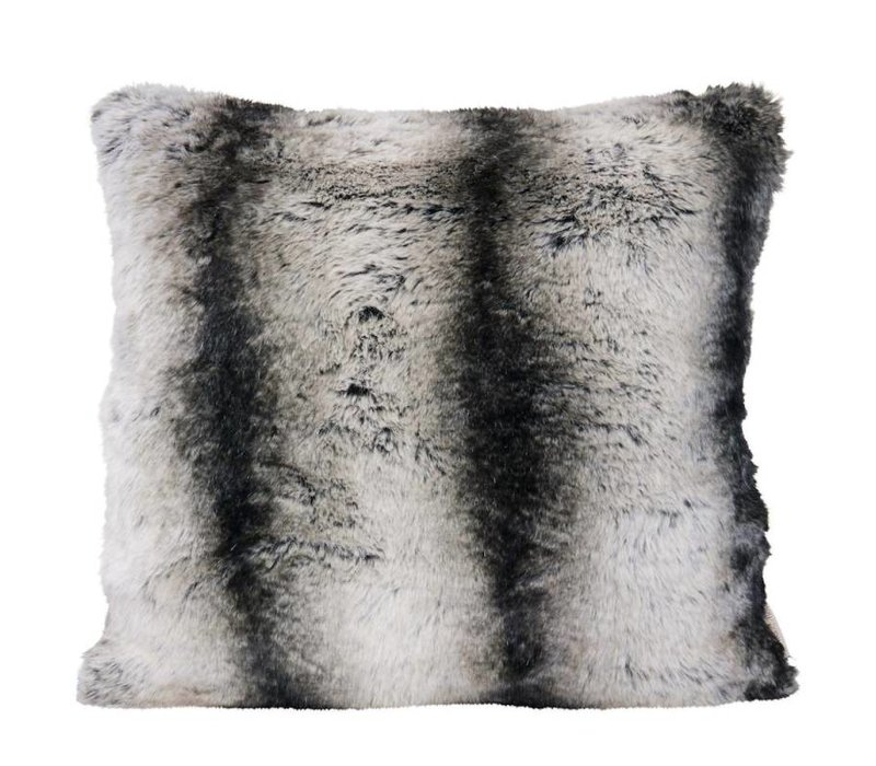 Marmota Full Fur  Kissen im 2er Set, 60 x 60 cm