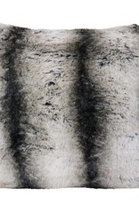 Winter Home Marmota Full Fur  Kissen im 2er Set, 45 x 45 cm