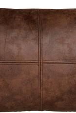 Winter Home Mustang - bison  Kissen im 2er Set, 60 x 60 cm