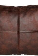 Winter Home Mustang - chocolate  Kissen im 2er Set, 60 x 45 cm