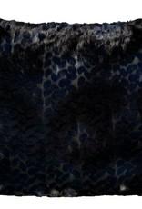 Winter Home Panthera Full Fur  Kissen im 2er Set, 45 x 45 cm