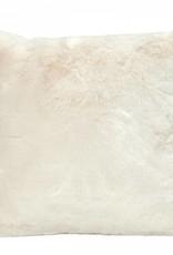 Winter Home Seal Ivory Full Fur  Kissen im 2er Set, 45 x 45 cm