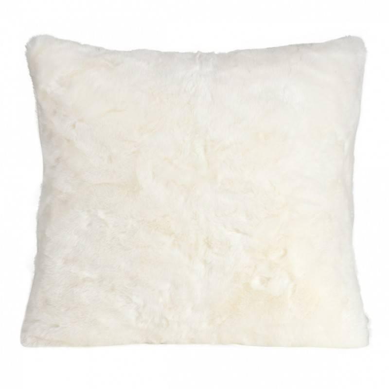 Winter Home Seal Snow-White Full Fur  Kissen im 2er Set, 45 x 45 cm