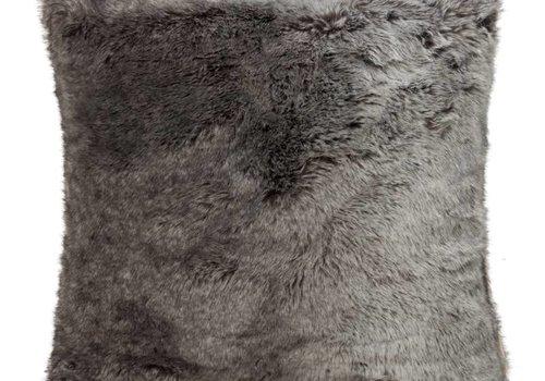 Winter Home Timberwolf Full Fur  Kissen im 2er Set