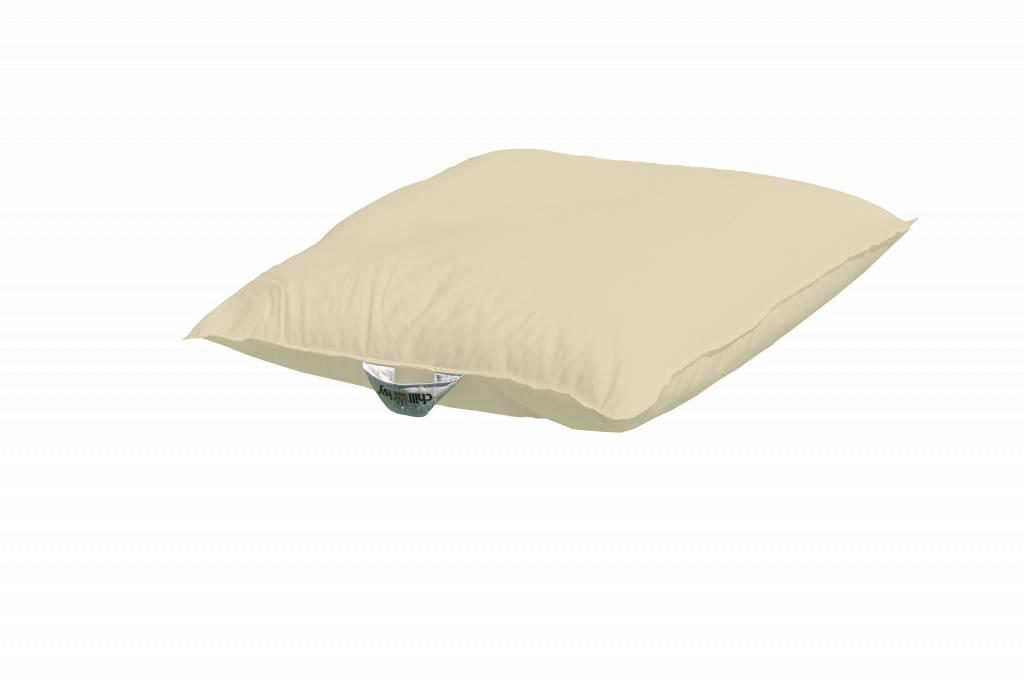 chillisy® Pool cushion Mini 60/60 100/100 - cream