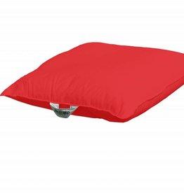 chillisy® Pool cushion Mini 60/60 100/100 - red