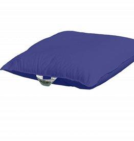 chillisy® Pool cushion Mini 60/60 100/100 - blue