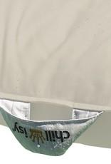 chillisy® POOLKISSEN MINI - Silbergrau