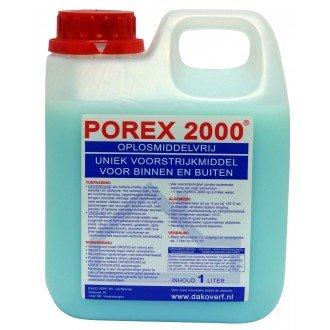 Porex 2000 prijs