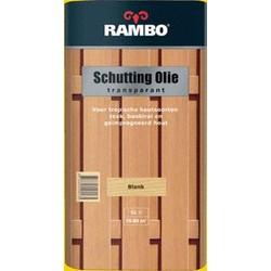 Rambo Schutting Olie