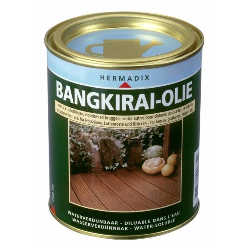 Hermadix Bangkirai-olie