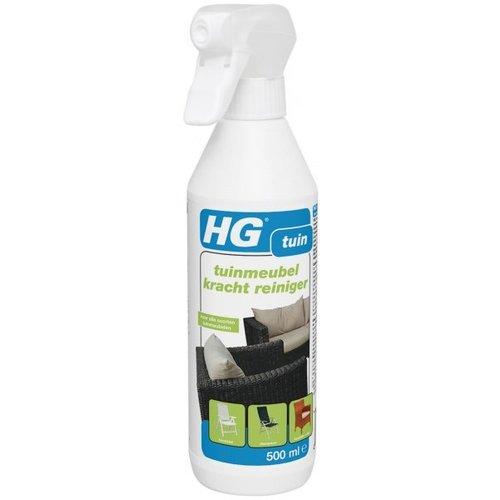 HG tuinmeubel kracht reiniger