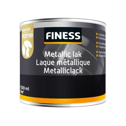Finess Goud Metallic lak