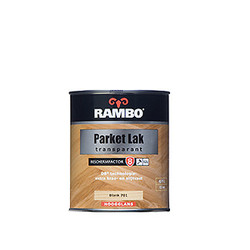 Rambo Parketlak Transparant Hoogglans