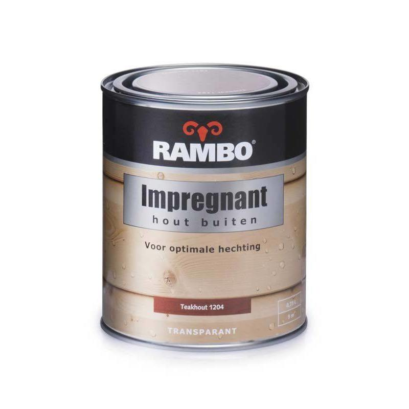 Rambo Impregnant Teakhout 1204