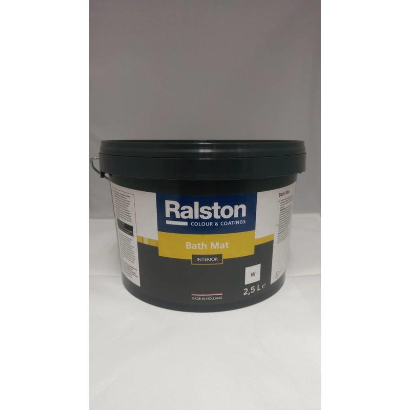 Ralston Bath Mat 2.5 Liter