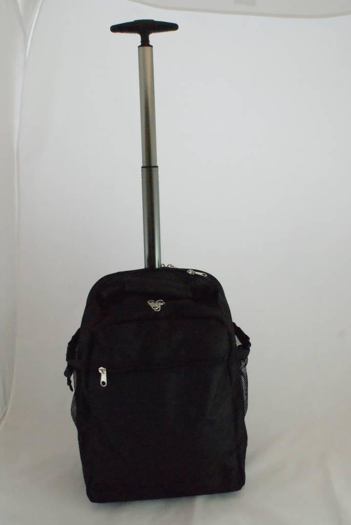 rugzak als handbagage