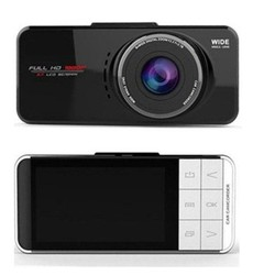 Royal Black Auto Dashboard Camera