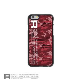 ROFY iPhone CASE - PINK CAMO