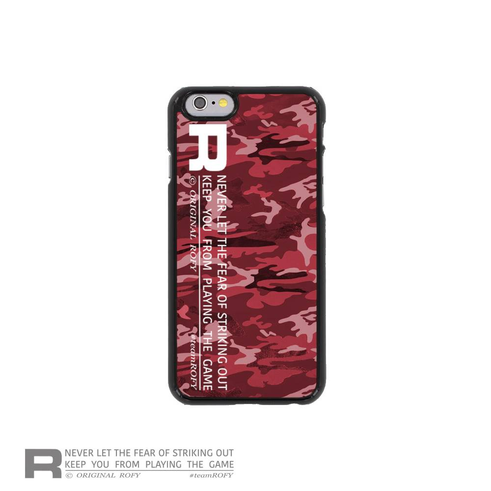 ROFY iPhone HOESJE - PINK CAMO