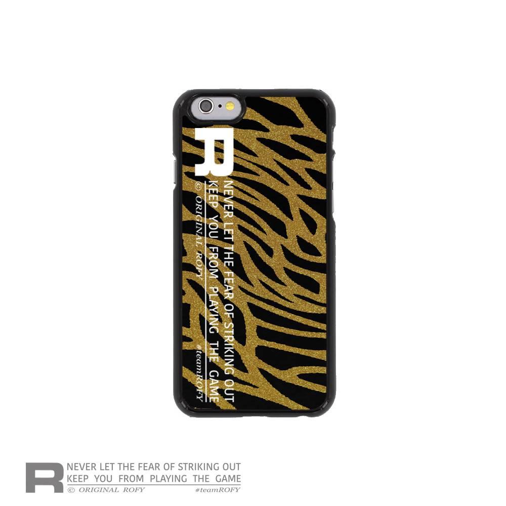 ROFY iPhone HOESJE - MODERN LEOPARD