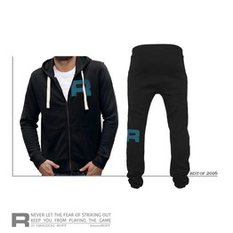 ROFY TRAINING ZIPPED JACKET