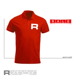 ROFY POLO RED