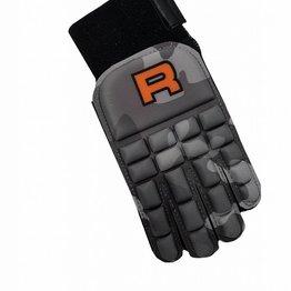 ROFY Full Finger Zaalhandschoen Camo Grey