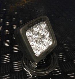Kunststof 12 LED werklamp