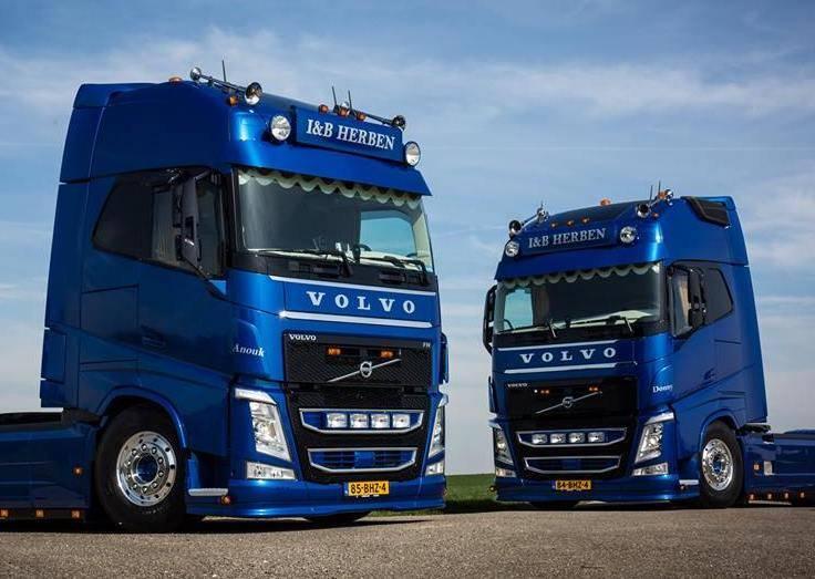 Volvo FH4 Deep Sunvisor