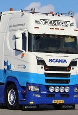 Solarguard Sunvisor Scania NextGen