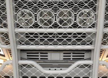 Bullbars for most types trucks..