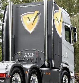Backplate Scania Nextgen
