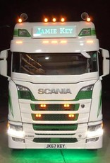 Coles Custom Windscreen Guard for Scania S series