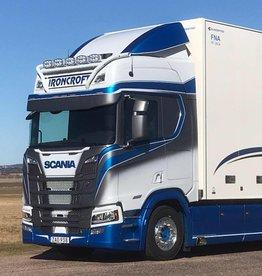 Scania Nextgen Zonneklep Coles Custom