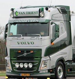 Volvo FH4 Zonneklep Custom