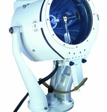 """Perko 15"""" od. 19"""" Xenon Scheinwerfer mit Hebel/Dreh- oder elektr.Fernsteuerung (500, 1000 + 1600 W)"""