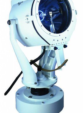 """Perko 15"""" or 19"""" Xenon Searchlight Lever or Electric"""