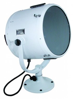 "Perko 19"" Halogen Searchlight all Controls"